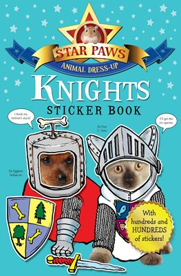 Knights Sticker Book: Star Paws